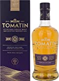 Tomatin 15 Years Old American Oak Casks Whisky - 700 ml
