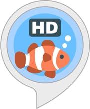 Fish Tank Screensaver for Echo Show