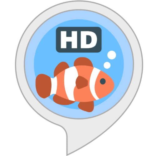 Fish Tank Screensaver for Echo Show