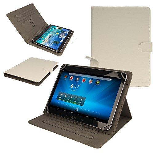 TECHGEAR CASE-UNI.10 Blaupunkt Tablet-Schutzhülle, Blaupunkt 1000, weiß - weiß