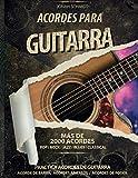 Acordes para Guitarra - Más de 2000 Acordes - Pop / Rock / Jazz / Blues / Classical: Practica acordes de guitarra - Acordes de Barra / Acorde Abiertos / Acordes de Poder