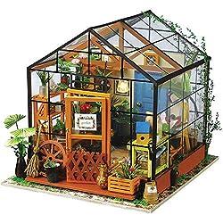 Image of ROBOTIME DIY Dollhouse...: Bestviewsreviews