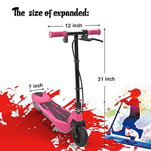 HOVERSTAR Electric Kick Start Scooter
