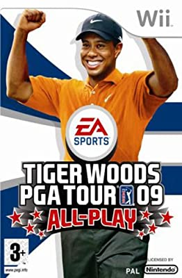 Tiger Woods PGA Tour 09 'All-Play' (Wii)