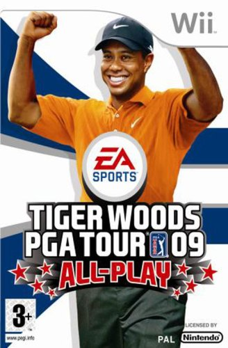 Tiger Woods PGA Tour 09 'All-Play' (Wii) [Edizione: Regno Unito]