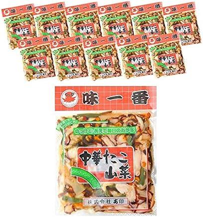 味一番 中華たこ山菜 300g×12パック 大容量でお得