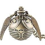 Orologio da tasca retrò collana di quarzo collana catena tasca orologio vintage classico personalizzato per uomini donne ragazzi ragazze regalo conveniente