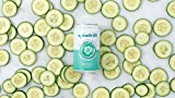 Spindrift Sparkling Water, Cucumber Flavored, Made with Real Squeezed...