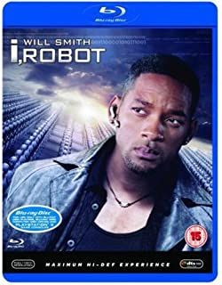 I, Robot | Blu-ray | Arabic Subtitle Included