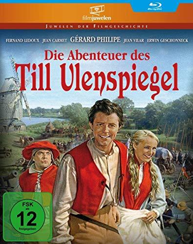 Die Abenteuer des Till Ulenspiegel (DEFA Filmjuwelen) [Blu-ray]