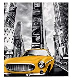 JYSHC New York City Yellow Taxi Puzzle 1000 Piezas Km3Iz
