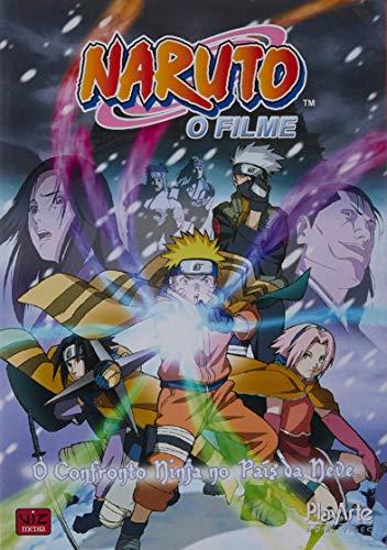 NarutoO Filme: O Confronto Ninja No País Da Neve