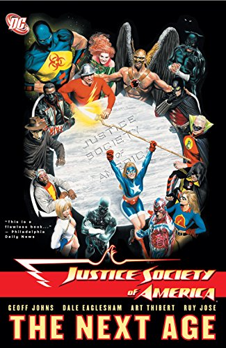Justice Society of America (2007-2011) Vol. 1: The Next Age (English Edition)