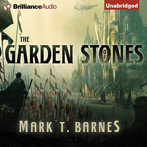 The Garden of Stones  By  cover art