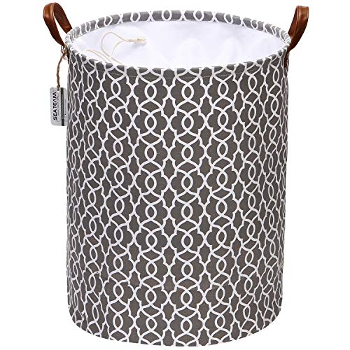 Large Collapsible Laundry Basket (Sea Team)