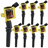 DG508 8 Pack Ignition Coils High Performance...