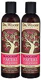 Best Facial Soaps - Dr. Woods Black Soap Liquid Facial Cleanser Review