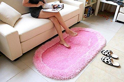 Sala Ovale Stretch moquette della coperta Living scendiletto Bed Tappeto alta e bassa Stereo Carpet