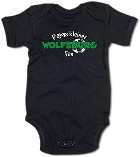 G-graphics Baby Body Papas Kleiner Wolfsburg Fan 250.0232