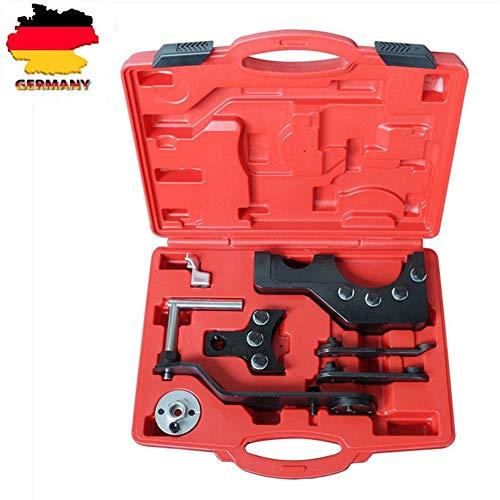 YIYIBY Herramienta de ajuste de motor para Volkswagen BAC T5, juego de herramientas de ajuste del árbol de levas para Volkswagen BAC BLK AJS AX Touareg