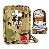 Kit di primo soccorso per animali domestici, kit di pronto soccorso, per viaggi, 72 pezzi di alta qualità