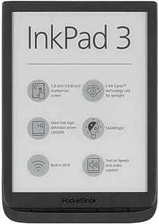 Pocketbook PB740-E-WW Czytnik E-Book, Czarny, 7,8 cala