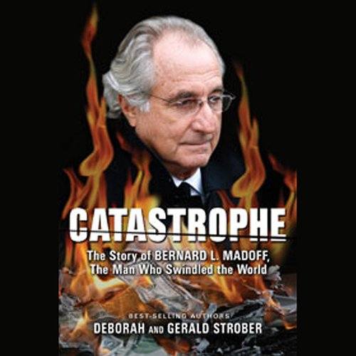 Catastrophe audiobook cover art