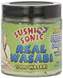 SUSHI SONIC 100% Real Powdered Wasabi (Pack of 4)