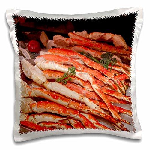 3dRose pc_144675_1 Verwendung, Massachusetts, Boston, Market King Crab Legs Us22 Jen0084 Jim Engel Brecht Kissenbezug, 40,6 x 40,6 cm