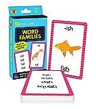 Carson Dellosa | Word Families Flash Cards | Word Endings Sounds, Preschool, 54ct
