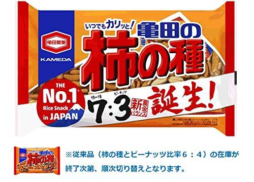 【Amazon.co.jp限定】亀田製菓亀田の柿の種6袋詰200g×6袋