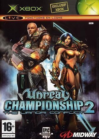 Unreal Championship 2 ~ The Liandri Conflict ~