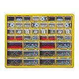 Gabinete de almacenamiento de 44 cajones | Organizador de ga