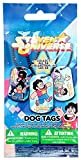 Stevens Universe Dog Tags Blind Pack, 1 Dog Tag, 2 Stickers, And A Collector Sheet