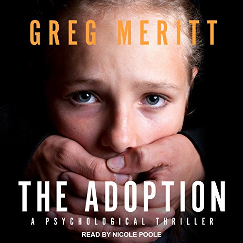 The Adoption audiobook cover art