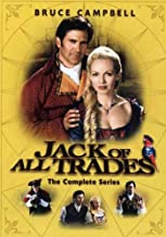 jack of all trades dvd