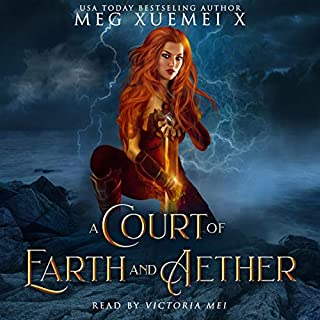 A Court of Earth and Aether audiobook cover art