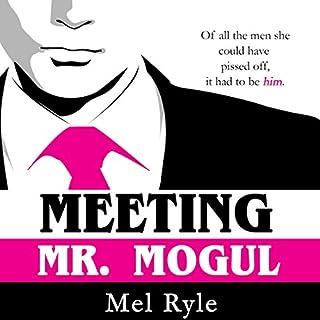 Meeting Mr. Mogul audiobook cover art