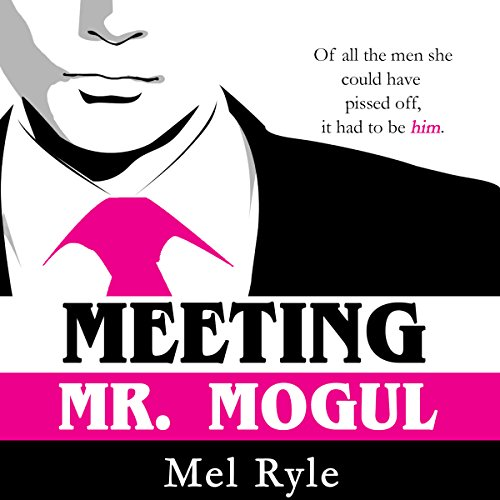 Meeting Mr. Mogul audiobook cover art
