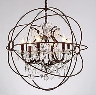 crystal chandelier frame