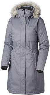 Columbia Womens Women's Apres Arso II Long Down Jacket
