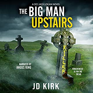 The Big Man Upstairs (A Scottish Crime Thriller) cover art