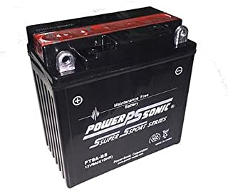 Power-Sonic (PT9A-BS) Sealed Maintenance Free Powersport Battery