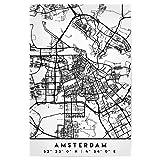 artboxONE Poster 90x60 cm Städte/Amsterdam Amsterdam