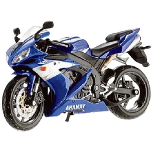 Maisto 1:12 Yamaha YZF-R1, Blue