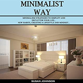Minimalist Way audiobook cover art