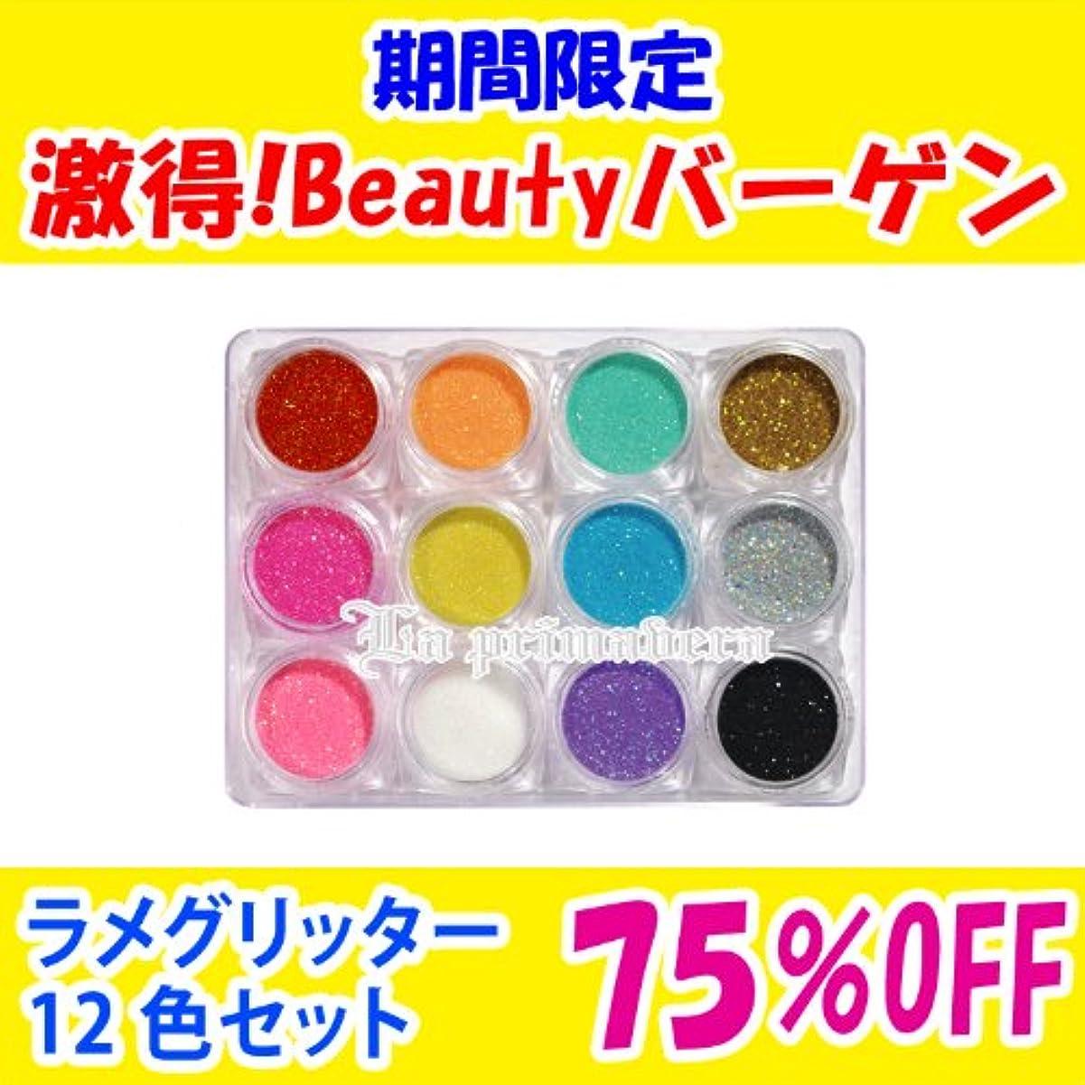 添加ベッドを作る白内障ラメグリッター12色セット (sale-JL-set)