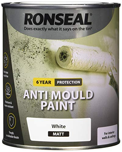 Ronseal AMPWM750 Anti Mould Pain...
