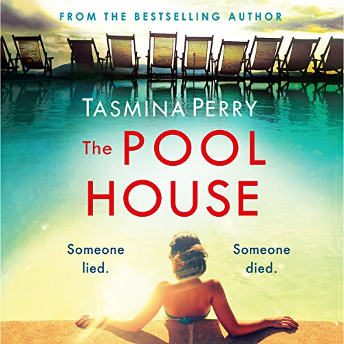 The Pool House audiobook cover art