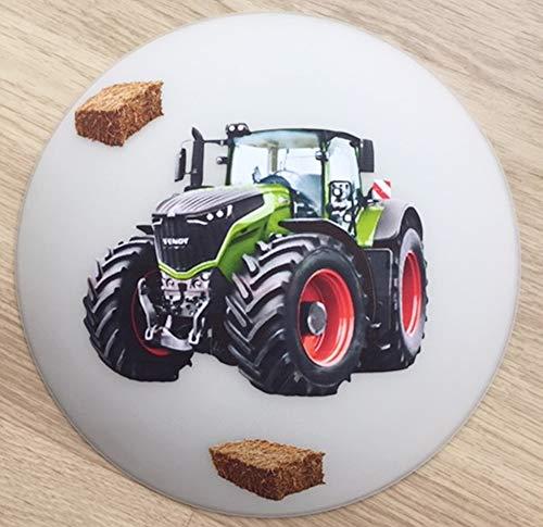 Deckenleuchte/Wandlampe * Traktor Trecker 2 * auch LED - mit/ohne Name